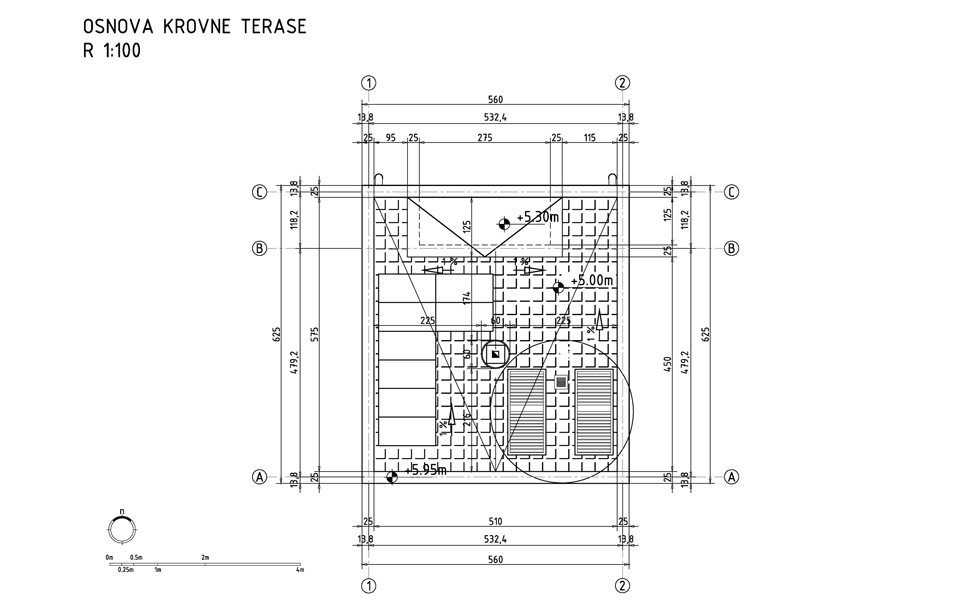11-20101105-Letnja kuca Pantic-Osnova krovne terase
